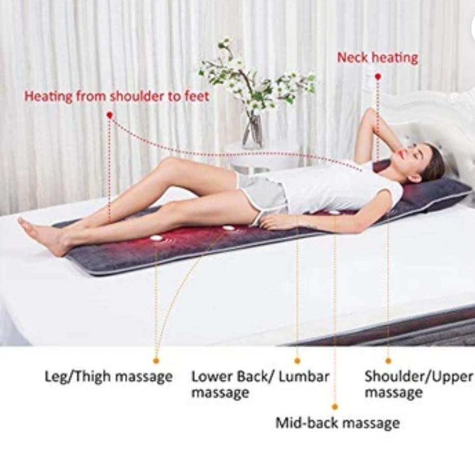 Full Body Vibration Massage Mat for $87.75