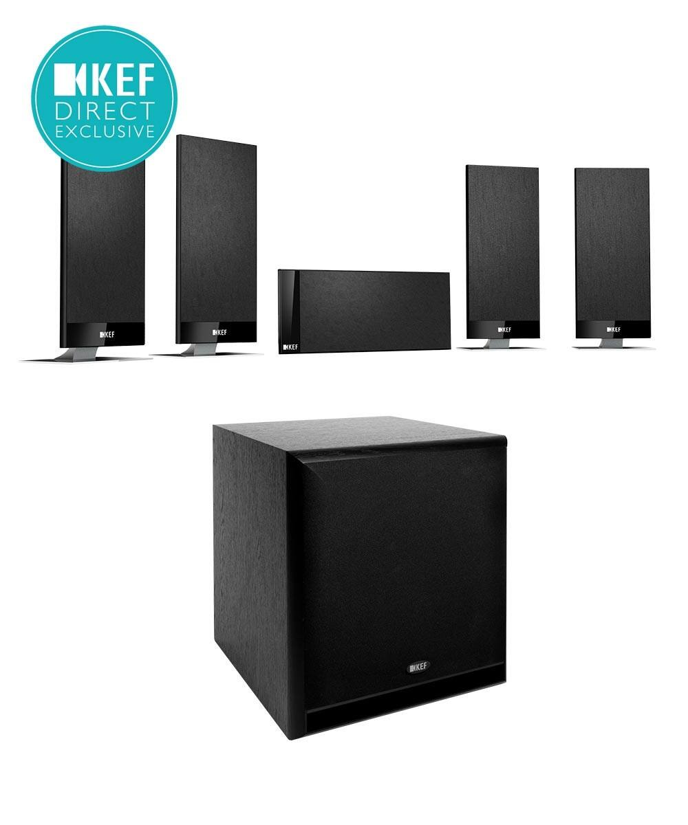 KEF T100 Ultra Thin Home Theater $699.99