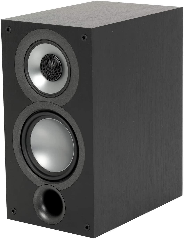ELAC Uni-Fi 2.0 UB52 Bookshelf Speakers (Pair), Black (UB52-BK) $490.07