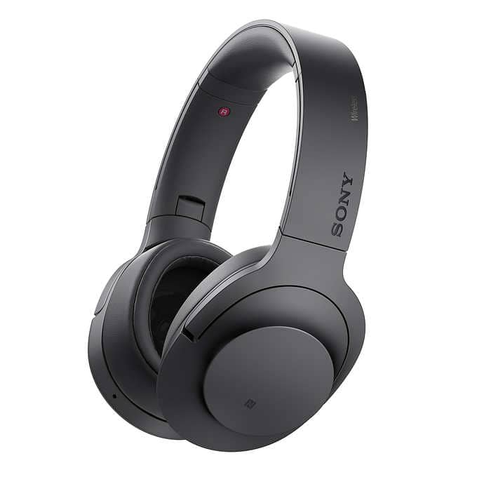 Sony MDR100ABN Bluetooth Noise Canceling Headphones on sale on Costco (MDR100ABN/B for $199.99) for costco member  free shipping