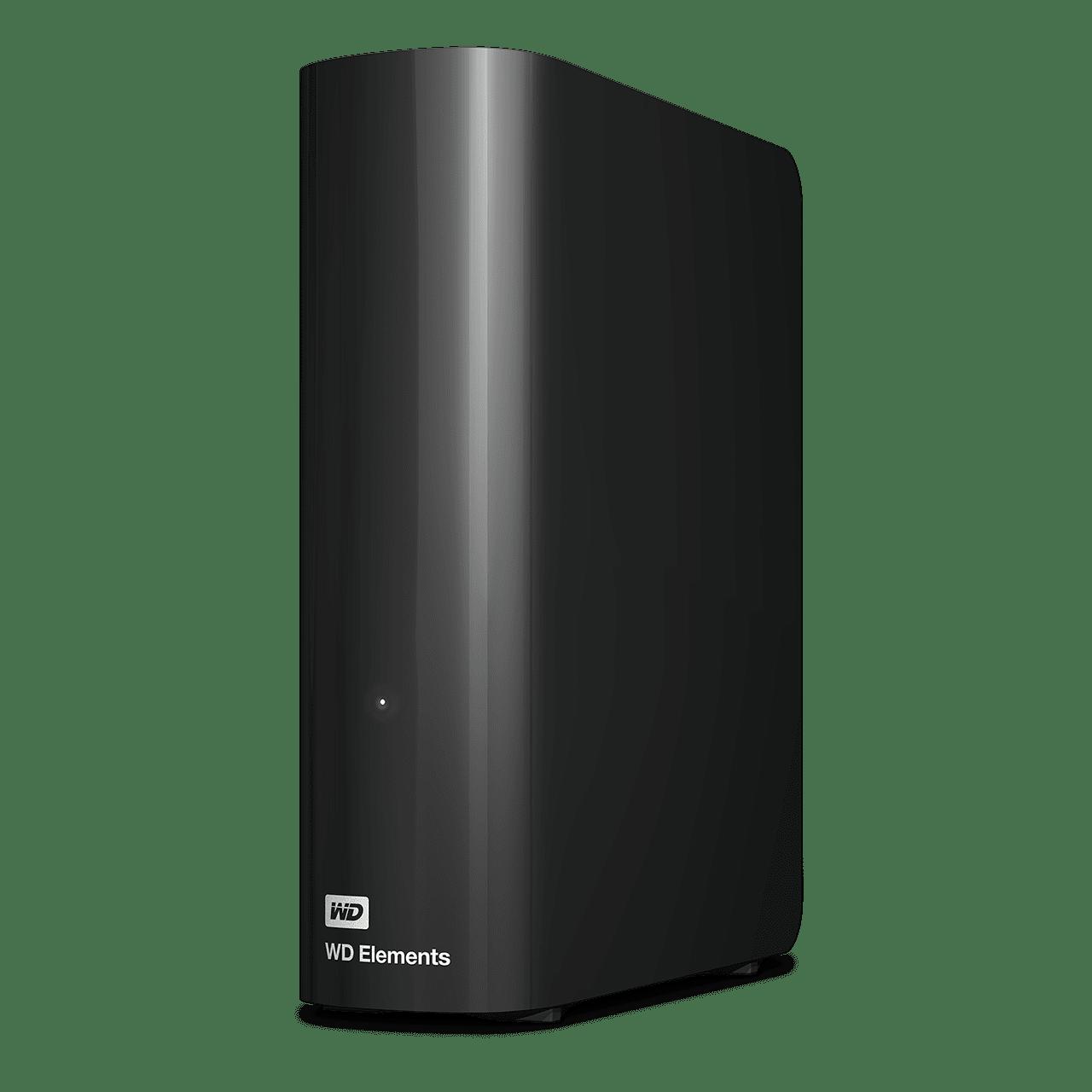 8TB WD Elements $123 w/ Edu or Recycling discount ($15.4/TB) $123.25