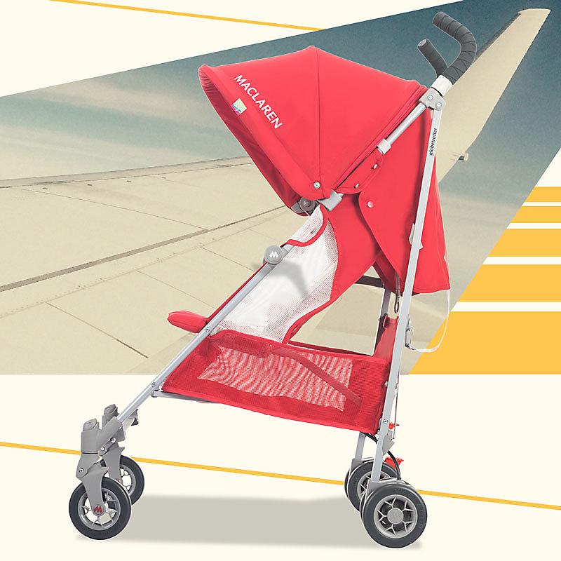 50% off Maclaren strollers expires today