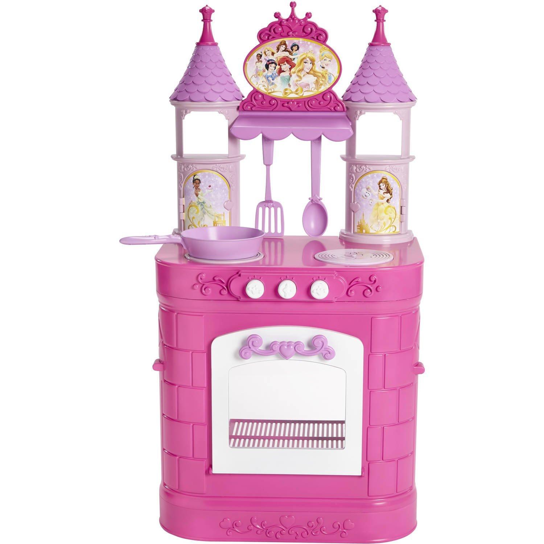 Disney Princess Magical Kitchen Playset Amazon $39.99