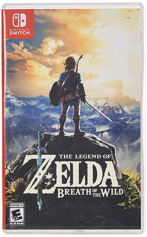 The Legend of Zelda: Breath of the Wild Nintendo Switch $41.99 Amazon/Best Buy/GameStop/Wal-Mart