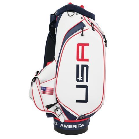2018 Ryder Cup USA Golf Staff Bag $123.99