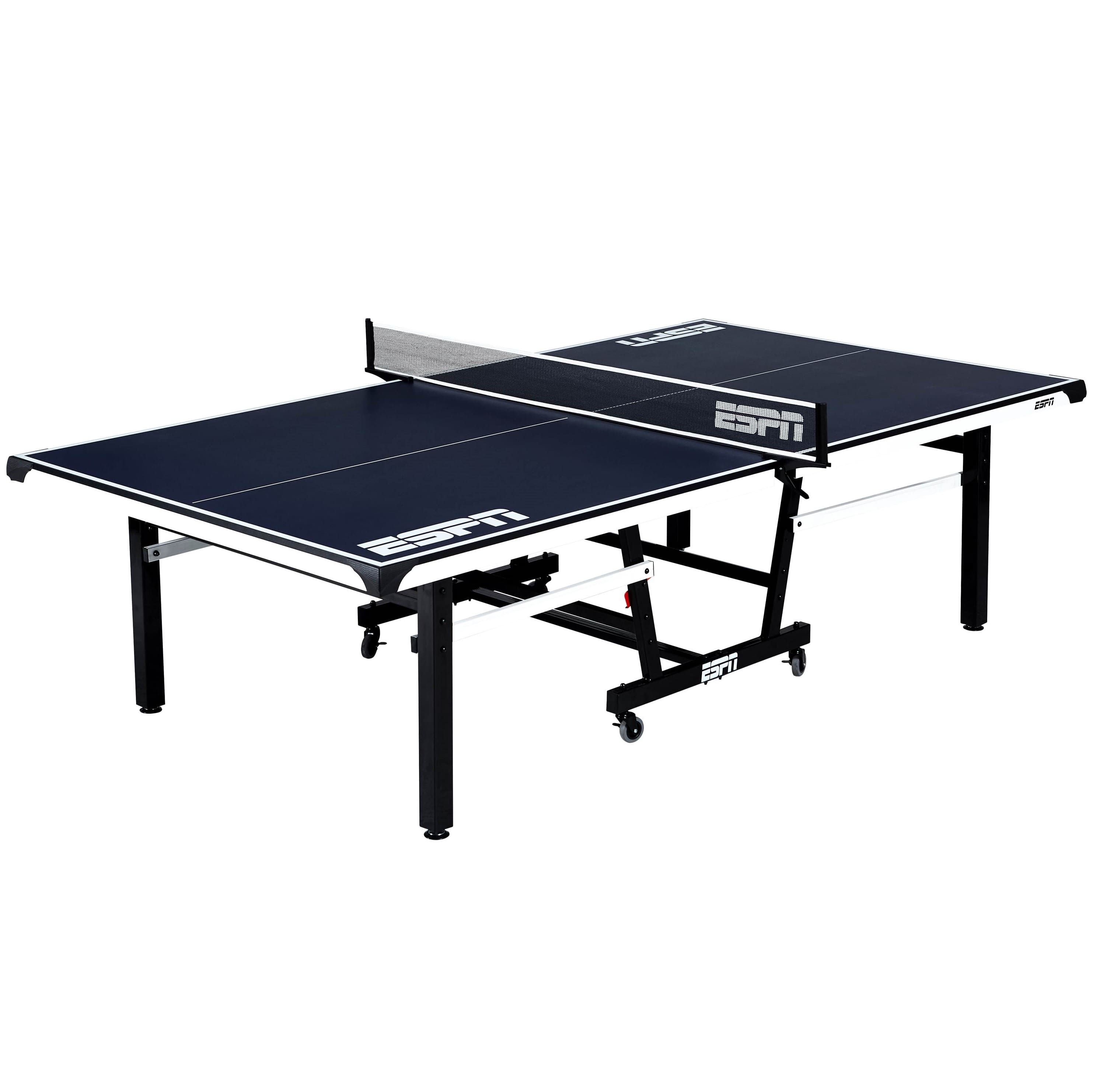 Official Size ESPN Table Tennis Table with Cover $240 Free Shipping