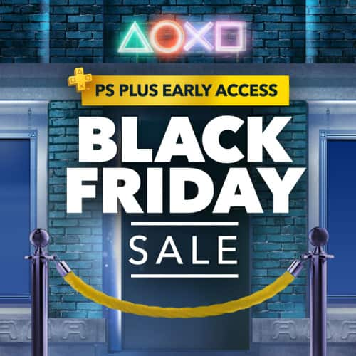 PlayStation Store Early Access Black Friday Deals for PS+ Members -- Up to 50% Off on Select Full Digital Games & Bundles