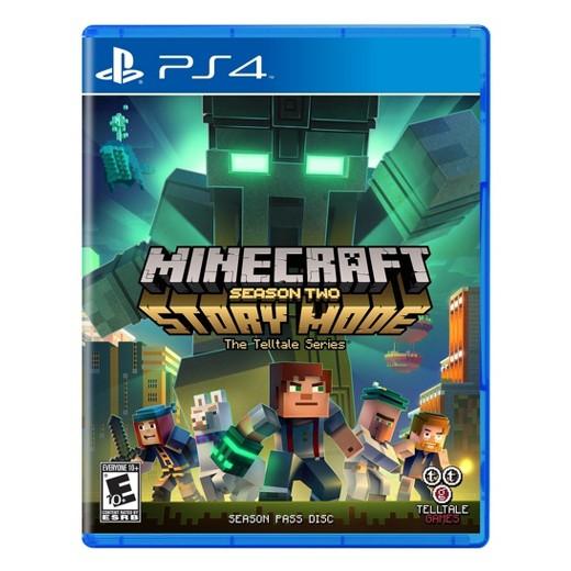 Minecraft Story Mode Season 2 PS4 / XBOX One $15 @ Target