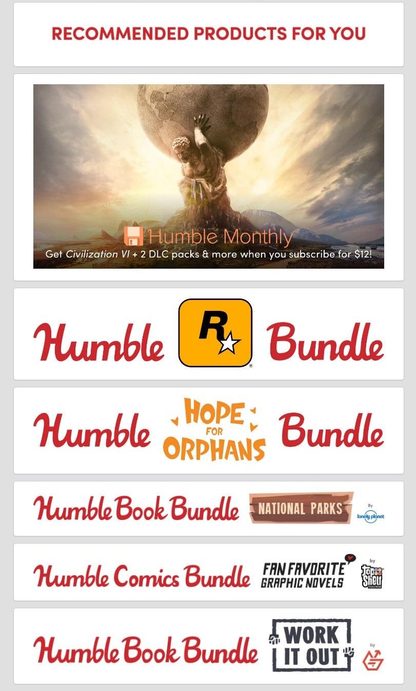 Humble Rockstar Bundle - Not Live Yet