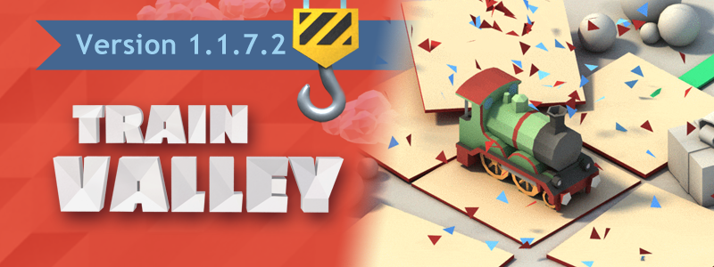 (PC) Train Valley $1.49 - Star Deal (Lowest Recorded Price) @ Fanatical (Steam Random)