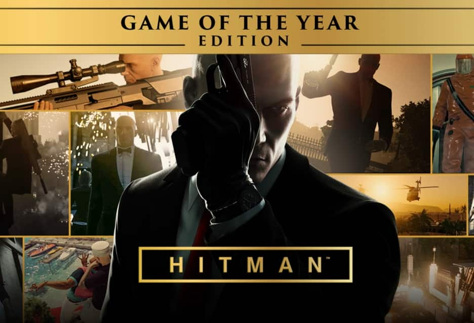 hitman game of the year edition ps4 gamestop