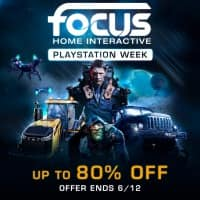 """PlayStation Store """"Focus Home Interactive"""" Sale"""