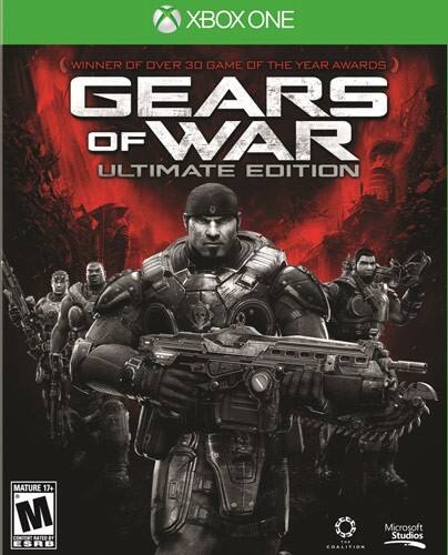 Gears of War: Ultimate Edition (XBO) - $12.99 w/GCU $10.39 @ Best Buy