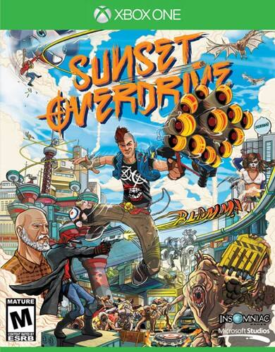 Sunset Overdrive (XBO) - $10.99 w/GCU $8.79 @ Best Buy
