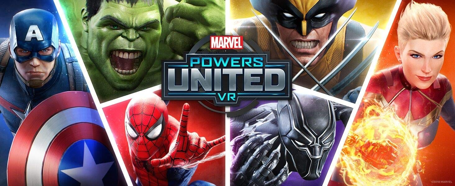 PC - Oculus Marvel Powers United VR Special Edition Rift + Touch