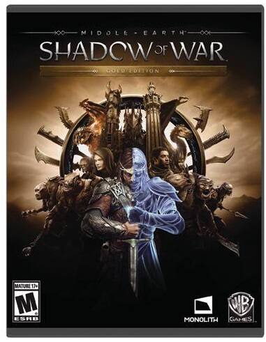 PC - Middle Earth: Shadow of War - Gold Edition $24.99 @ NewEgg