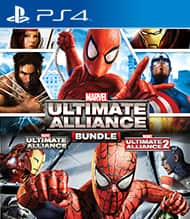 Marvel Ultimate Alliance - Delisted (Xbox, PS4, Steam)
