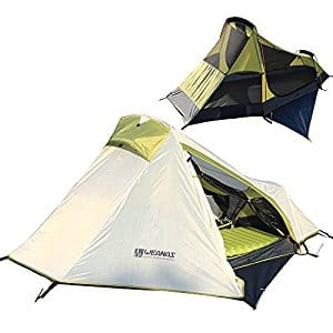 Mountaineering Adventure 1 Person Single Bivy Backpacking Tent $59.49 with Promo Code + Free Shipping