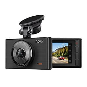"""Anker Roav Dash Cam C2, FHD 1080P, 3"""" LCD, 4-Lane Wide-Angle View Lens, G-Sensor, WDR, Loop Recording, Night Mode, 2-Port Charger for $68"""