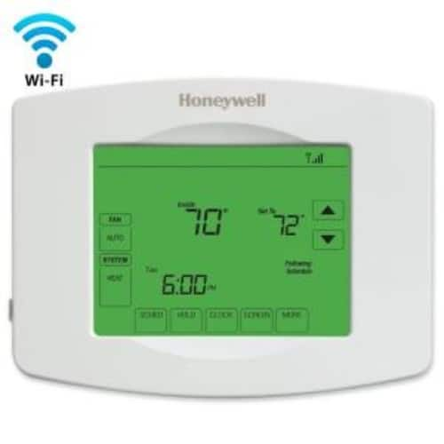 Honeywell Wi-Fi Programmable Touchscreen Thermostat Free App $74 + Free Shipping