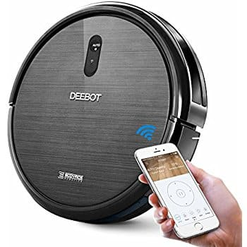 Ecovacs DEEBOT M81Pro Smart Robotic Vacuum Cleaner $199 @ Amazon Deal Of The Day