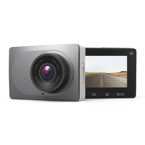 "YI 2.7"" 1080P HD Wide Angle Dashboard Camera $38 + Free Shipping"