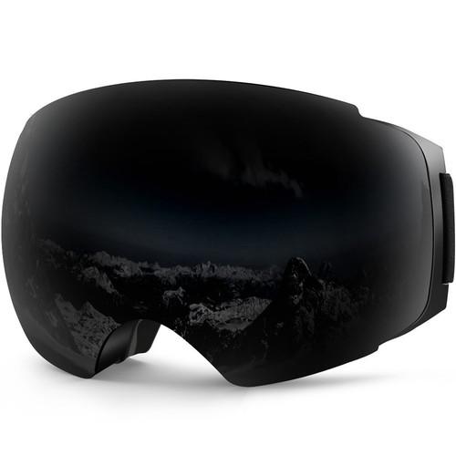 ZIONOR X4 Ski Snowboard Snow Goggles Black $23.39 + Free Shipping