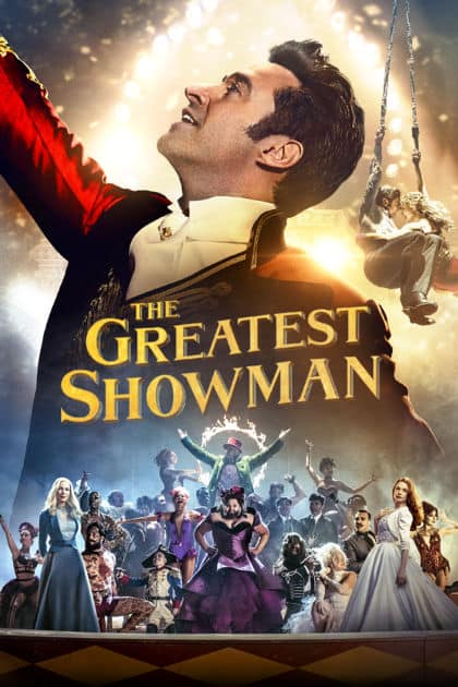 iTunes Digital - The Greatest Showman $9.99 (4k, HDR)