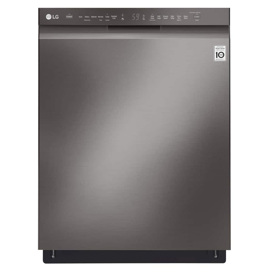 LG QuadWash 48-Decibel Built-In Dishwasher for $569 or better! YMMV @ Lowe's