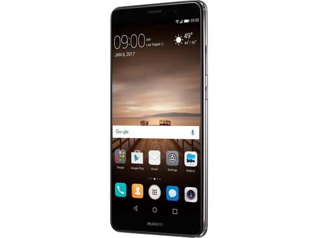 Newegg has open box Huawei Mate 9 MHA-L29 smartphone for $383 with Masterpass checkout
