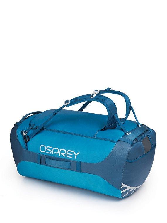 Osprey Transporter Duffel 130 (Kingfisher Blue) $89