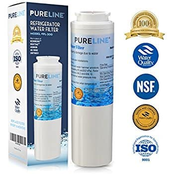 AquaCrest Refrigerator Water Filter Replacements (many options)