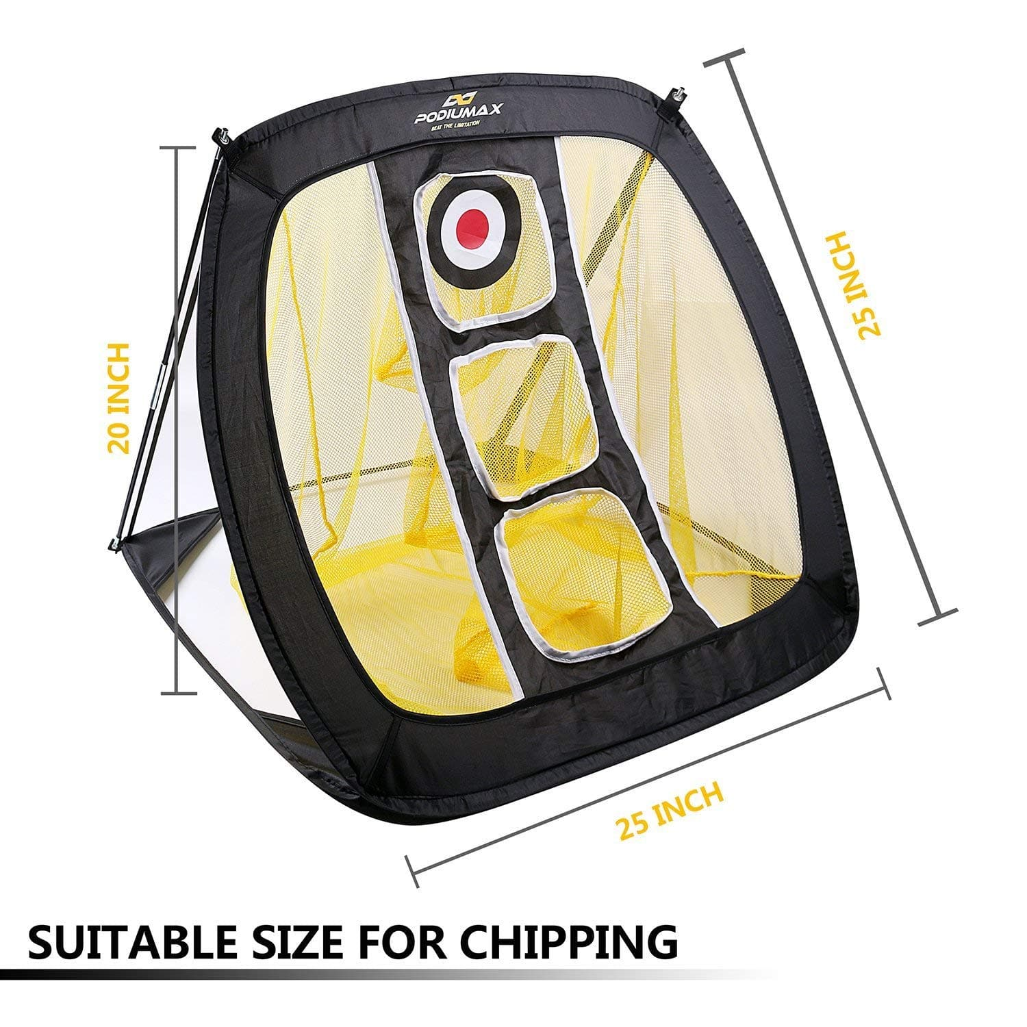 Golfing Target Net for Accuracy and Swing Practice -- $9.99