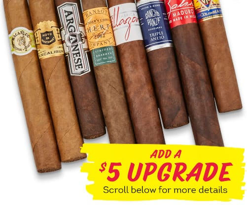 8 Cigars from CI for $13
