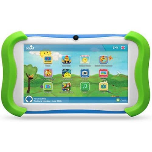 "Sprout Channel Cubby 7"" Tablet 16GB-From Walmart $59.98"