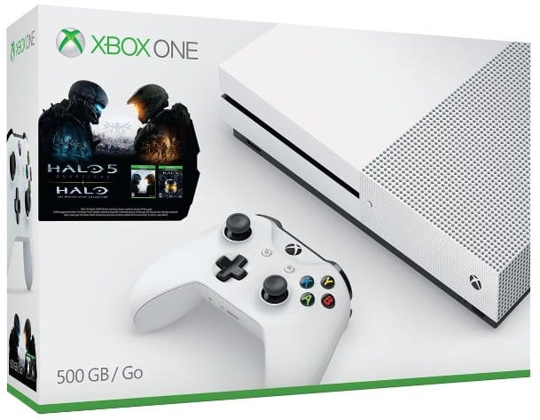 Xbox One S 500GB Console - Halo Collection Bundle $299.99 FS Amazon in August!!!