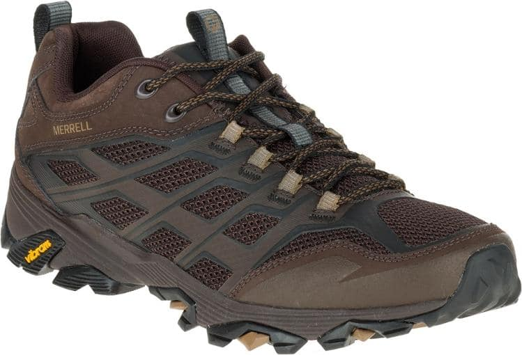 Merrell Men's MOAB FST hiking shoes - REI - as low as $44.87 (Price shows in cart)