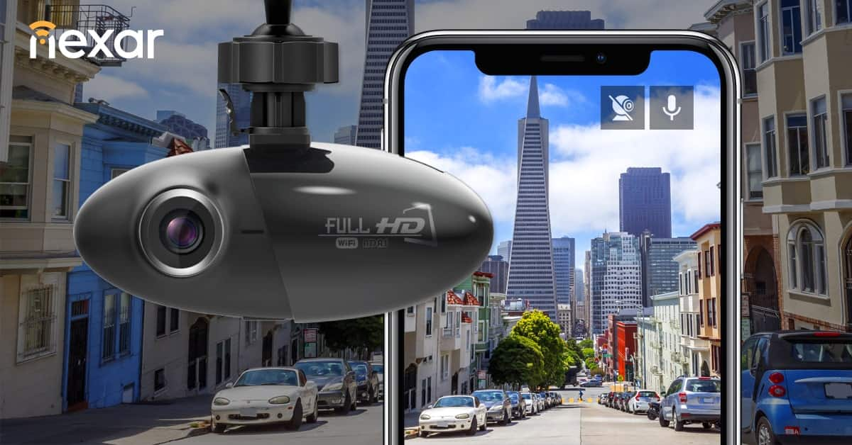 Free Nexar Dash Cam After Rebate - Bay Area and San Francisco Residents Only! While Supplies last.