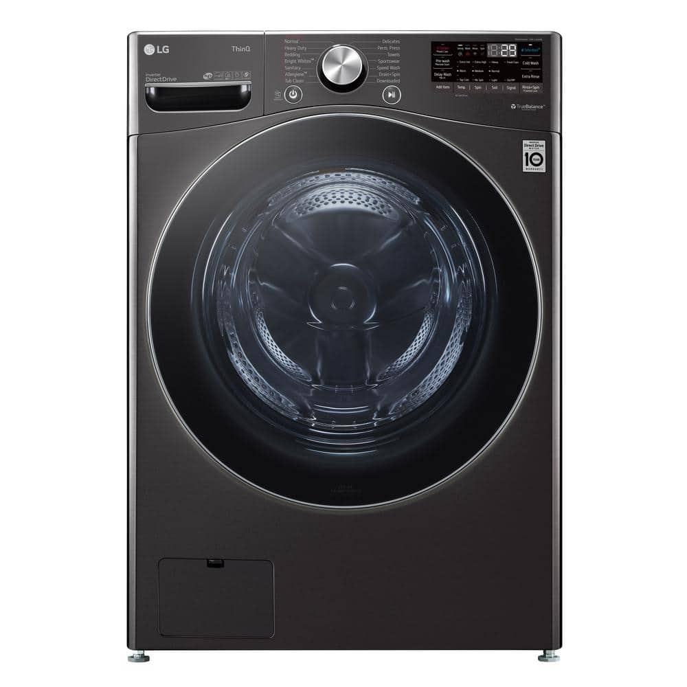 LG 2020 Model Front Loading Washer for $848