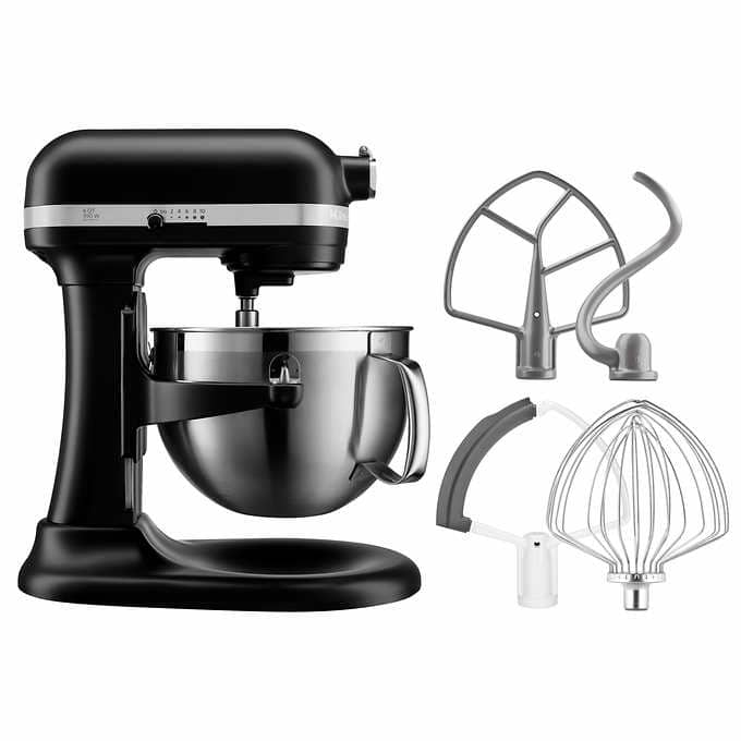 KitchenAid Professional Series 6 Quart Bowl Lift Stand Mixer w/ Flex Edge and Pouring Shield - $249.99 shipped @ Costco