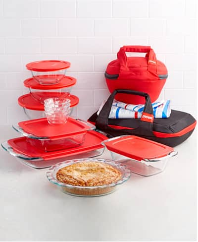 Up to 60% Off Pyrex Sale + Extra 30% Off from $9.09