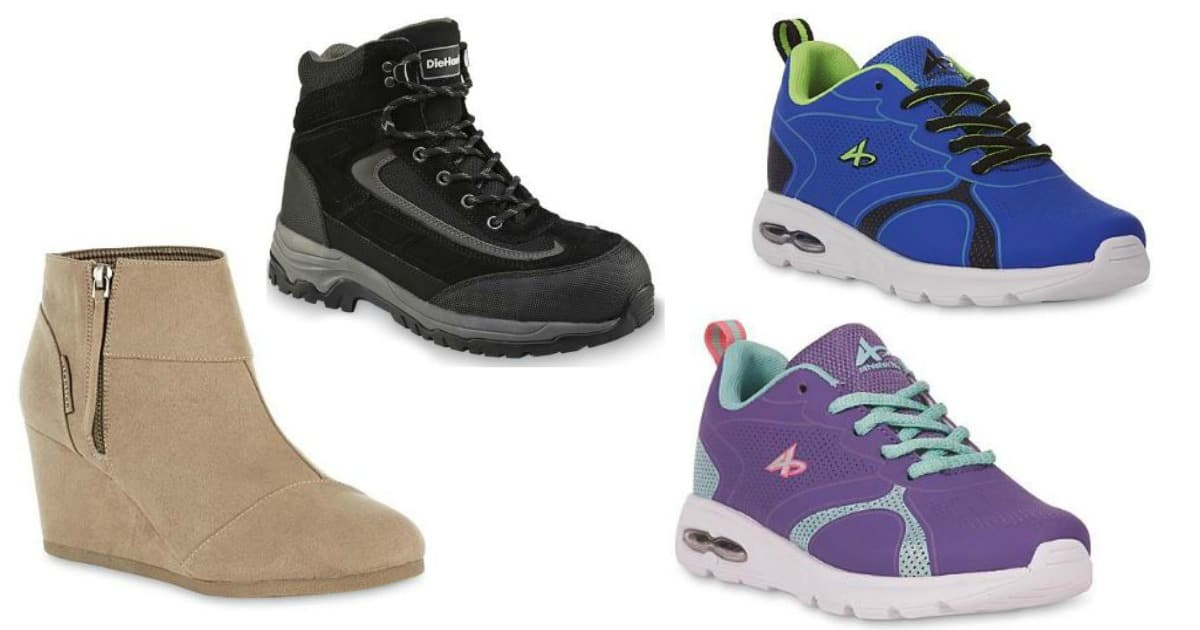 Kmart: Buy One Get One for $1 Shoes