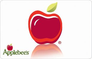 10% off $50 Applebee's eGift Card $45