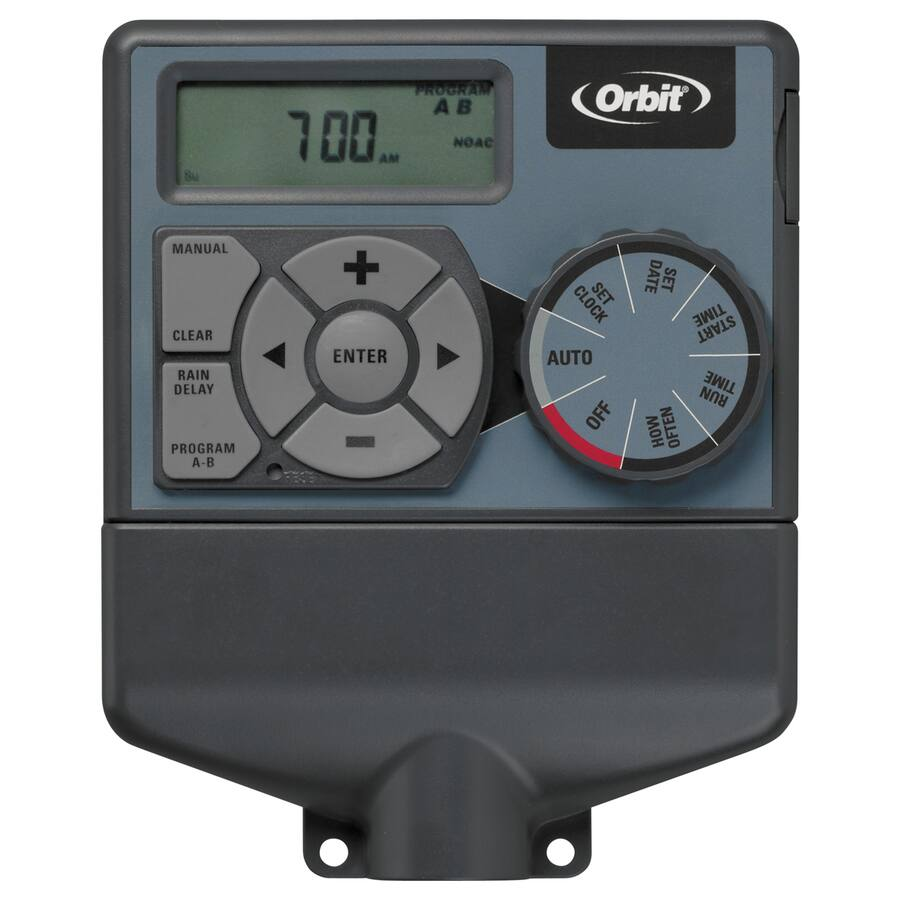 Orbit 4-Station Irrigation Timer B&M YMMV as low as $0.62 @Lowes