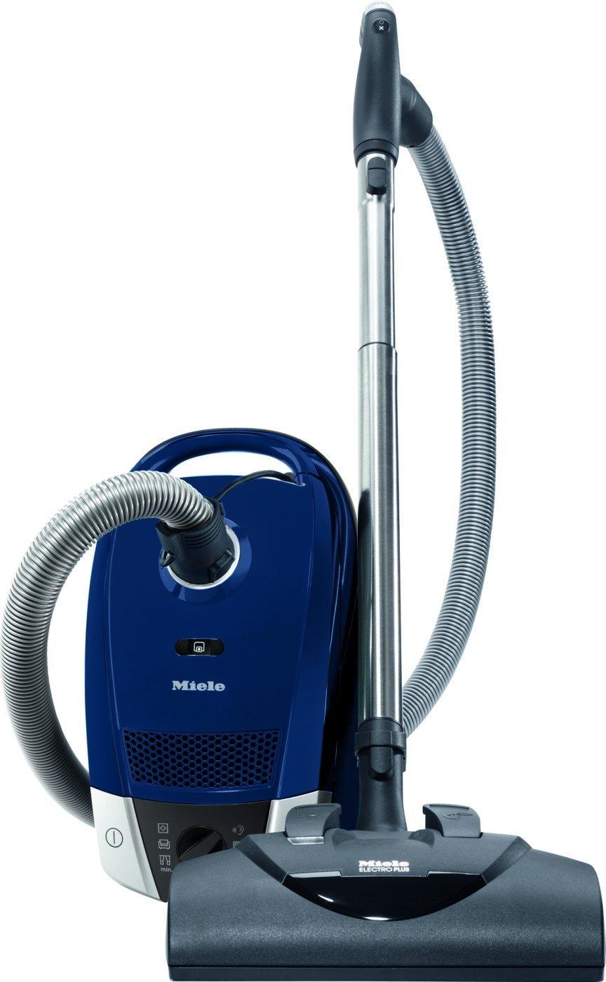 Miele Compact C2 Electro+ Vacuum in Marine Blue $479.2