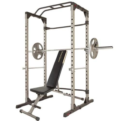 Fitness Reality 810XLT Super Max Power Cage [With Weight Bench] $202