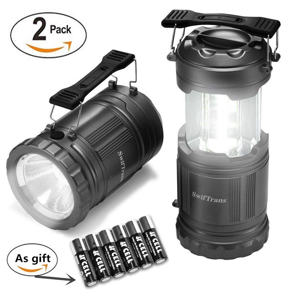 LED Camping Lantern-2 Pack $10.79