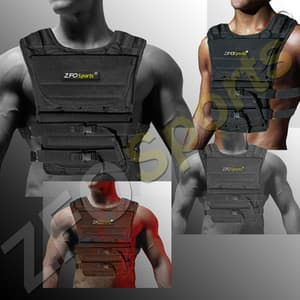 ZFO weight vests on eBay: 40 lbs ($60), 50 lbs ($80), 60 lbs ($90), 70 lbs ($130) - shipping included
