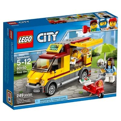 LEGO City Great Vehicles Pizza Van (60150) $19.95