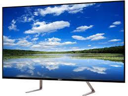 """$417 Micro center Acer ET430K 43"""" IPS UHD LED Monitor"""